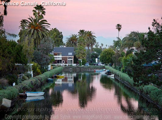 Venice Canals View