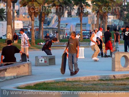 pictures of venice beach ca. Location: Venice Beach, CA